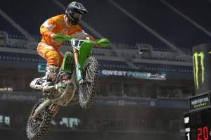 Brock has been racing Arenacross the last few years
