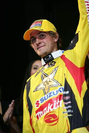 Ryan Dungey is a favorite for the Western Regional Lites SX crown in 2009