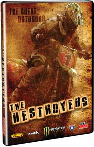 You can purchase The Destroyers at www.nofearmx.com right now!
