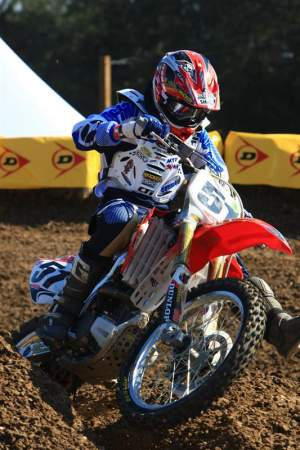 Justin Barcia will turn pro at Glen Helen in 2009