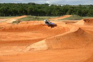 The place is like Disneyland for motocrossers