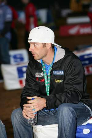 Ramsey has decided to walk away after 15 years of professional racing.