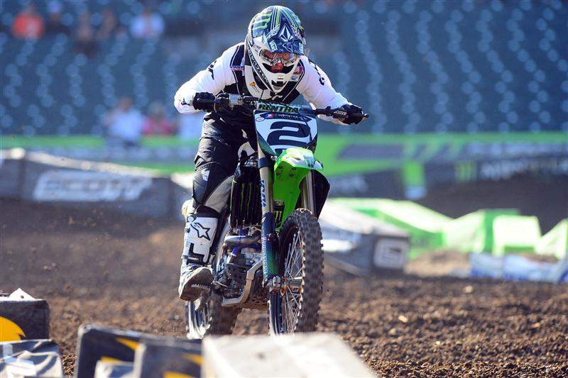 Ryan Villopoto was third with a 50.626.