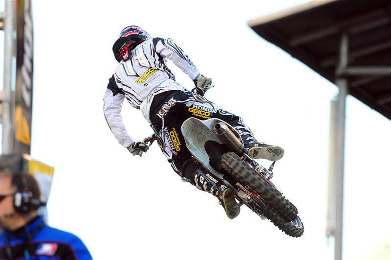 Kevin Windham was just behind Villopoto with a 50.678.