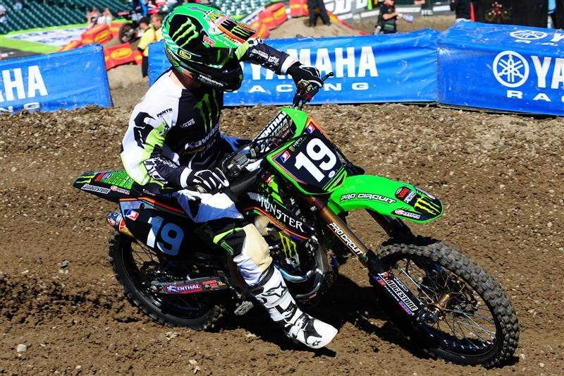 Jake Weimer was fourth with a 51.256.