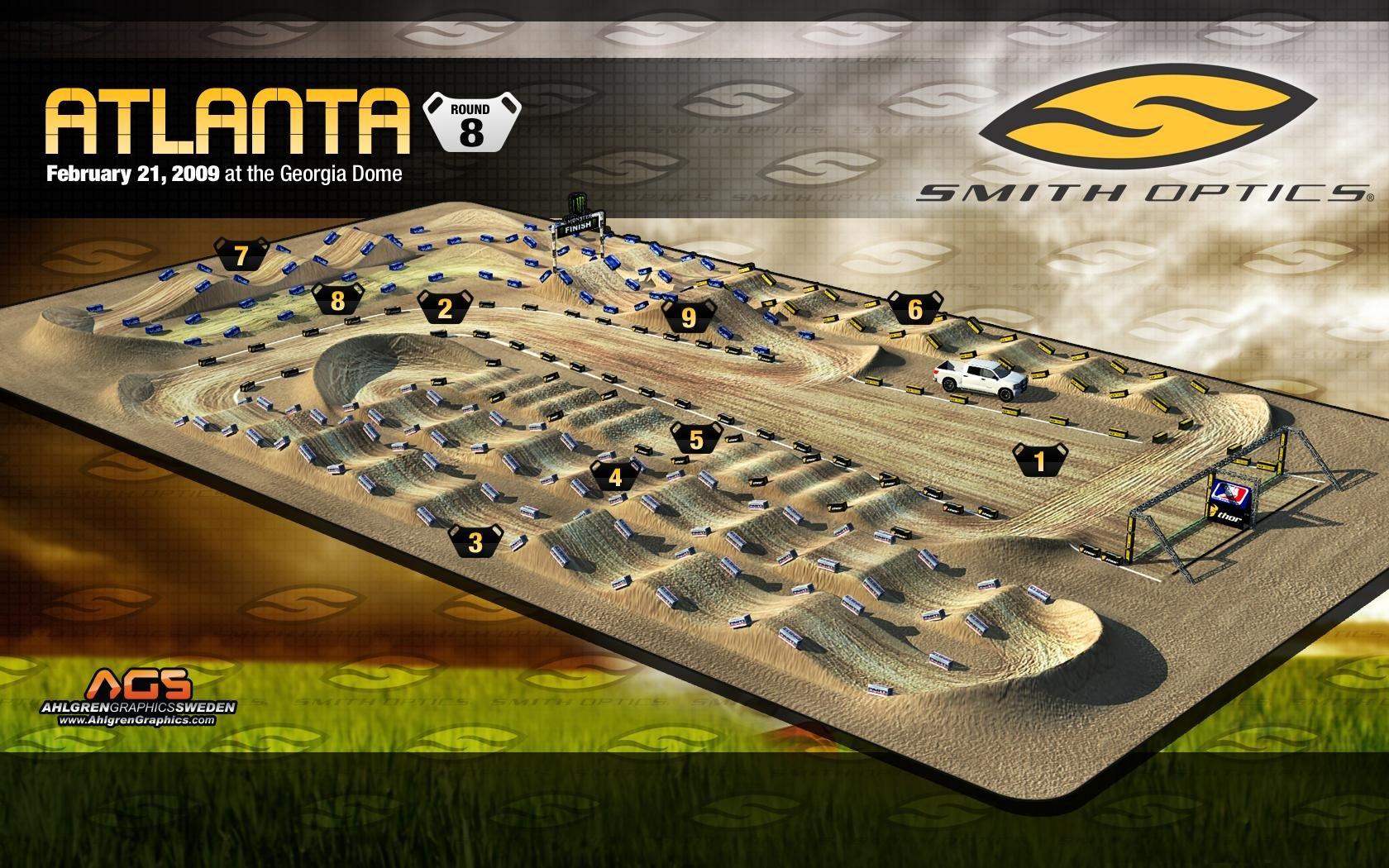 2009 supercross track maps racer x online