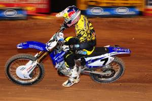 James Stewart is consistently in the 52s, and is the only rider in the 52s at all in Phoenix.