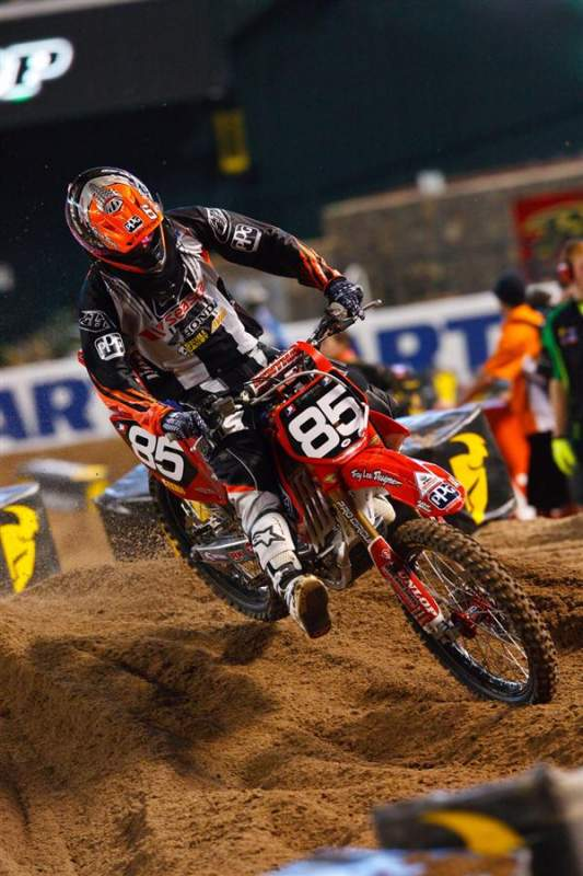 Troy Lee Designs Honda's Sean Borkenhagen