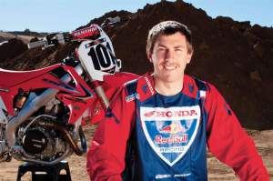 Ben Townley is hoping to be 100% soon