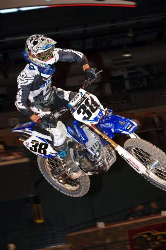San Manuel Yamaha's Kyle Chisholm