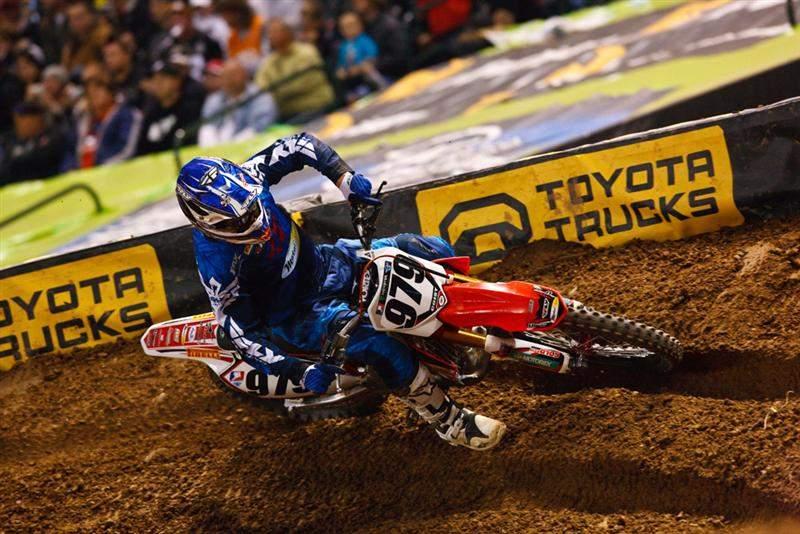MotoConcepts Racing's Ben Coisy
