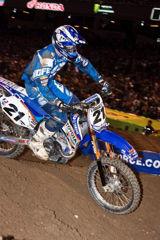JGRMX/Toyota Yamaha's Cody Cooper