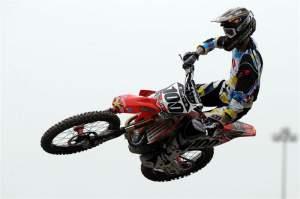 Hart & Huntington Honda's Josh Hansen.