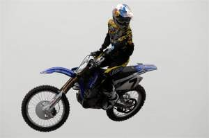 San Manuel Yamaha's James Stewart.