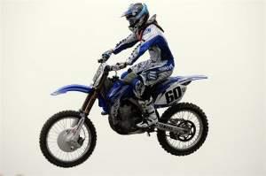 Yamaha's Broc Hepler.