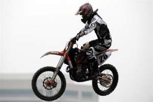 Jagermeister/MDK KTM's Josh Summey.