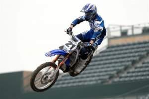 JGR Yamaha's Cody Cooper.