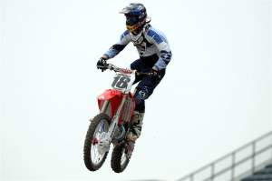 Honda Red Bull Racing's Davi Millsaps.