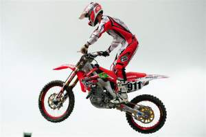 Tyler Bowers is racing as a privateer.