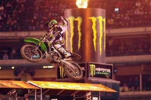 Jake Weimer took his second-ever Lites main-event win and leads the points after one round of racing.