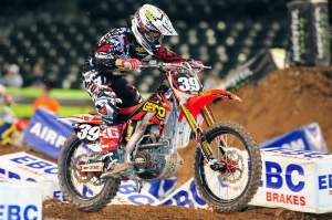 Trey Canard was third fastest.