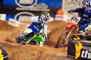 Ryan Villopoto was fourth fastest.