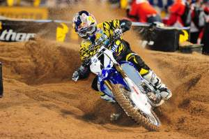 James Stewart was the only rider to hit the 52s, and he did it at least twice.