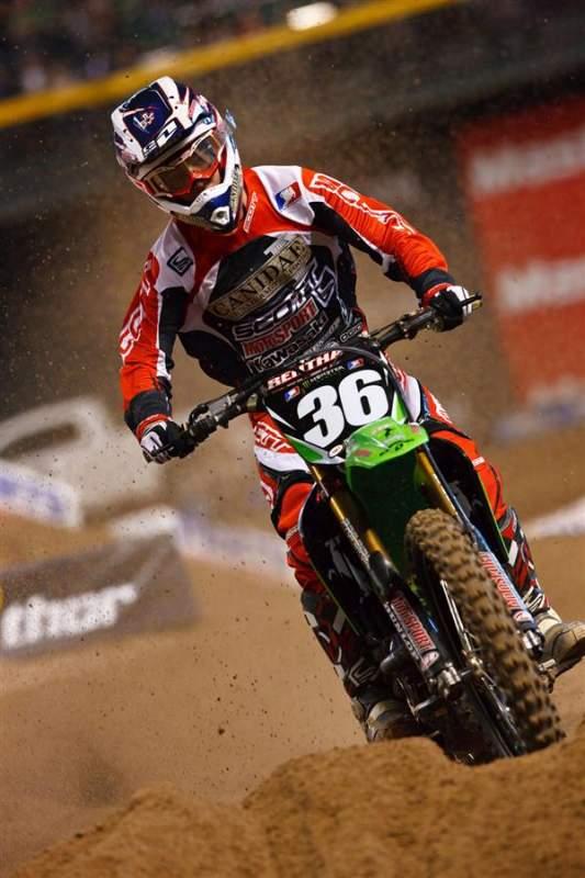 Canidae/Motosport/Xtreme Kawasaki's Kyle Cunningham