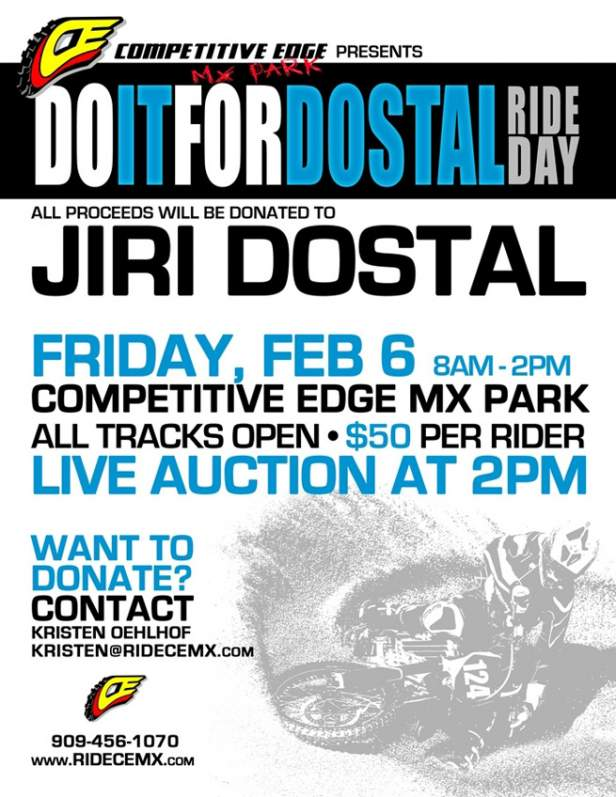 Do It For Dostal Ride Day