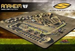 The 2009 Anaheim 1 track.