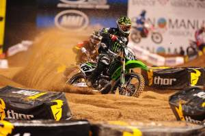 Tim Ferry is hoping for a better finish in Anaheim