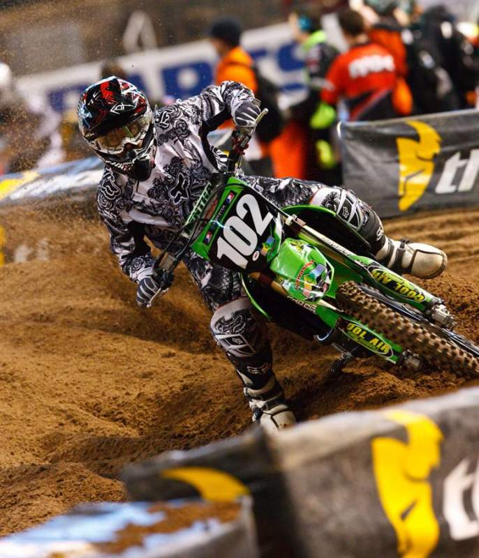 Privateer Chris Gosselaar