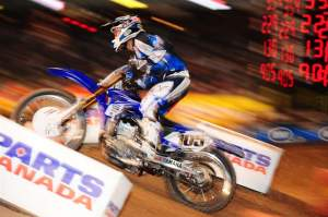 Sean Hamblin is back (again) and he left Phoenix with the Racer X Gas Card