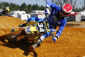 Matt Goerke will be leading the Suzuki City team in 2009