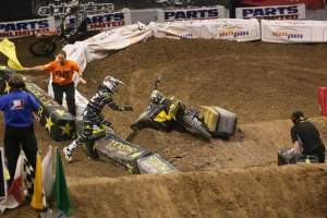 Chad Reed wasn't on his game at the U.S. Open