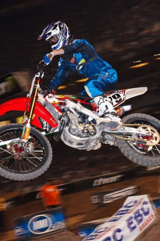 MotoConcept Racing's Cole Siebler