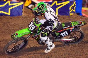After not making the main event at Anaheim I in 2008, Weimer won it in 2009.