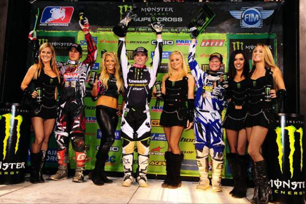250 Podium