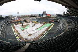 The Anaheim 3 track is underneath all of that protection