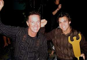 Bailey and Ricky James