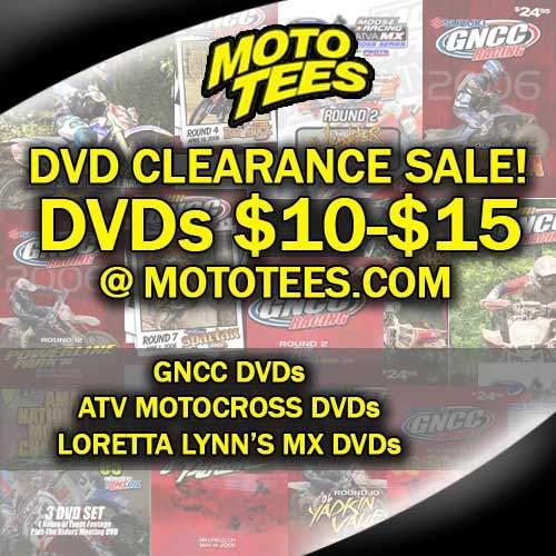 DVD SALE TODAY!