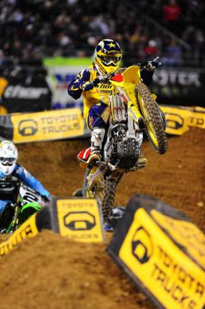 Is there still hope for Chad Reed this year?