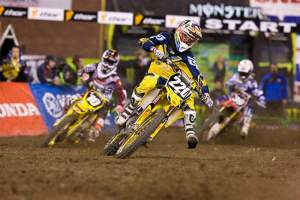 Seely leads Ryan Dungey and Trey Canard at San Francisco