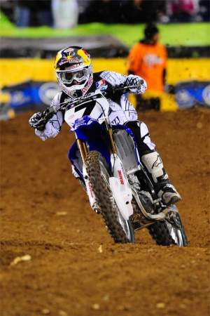 Or is James Stewart just too fast?