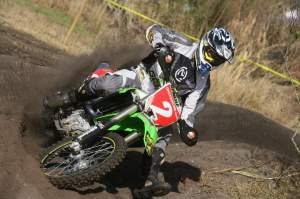 New Zealand's Paul Whibley will carry his number-two plate into battle for the GEICO Monster Kawasaki team.