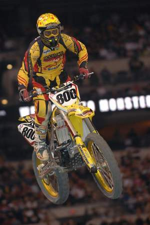Alessi airs it out in Indianapolis
