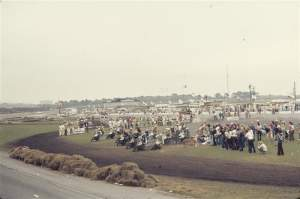 Daytona has been holding dirt bike races since 1971