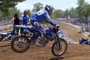 Kelly Smith has long been known as a holeshot machine