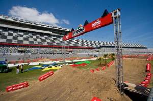 Daytona is always cool and RC's track design this year was great. A blend of old and new although wouldn't it be cool if it went over the concrete again?
