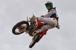 Jeremy McGrath was interviewed about the minibike ban